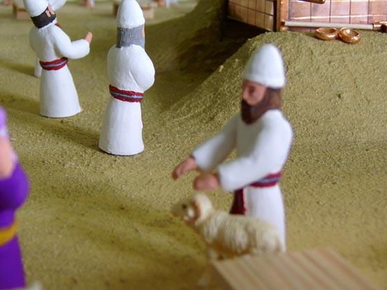 brandopferaltar im alten testament